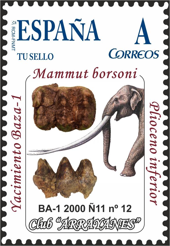 Sello Mammut 1