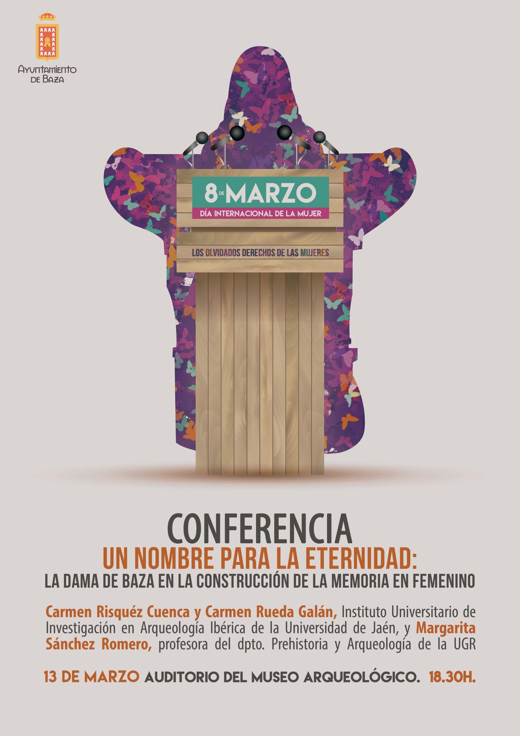 Conferencia 8M