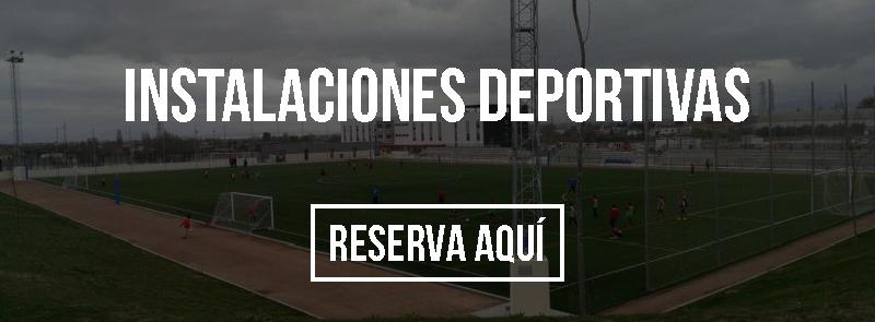 banner reserva instalaciones deportivas