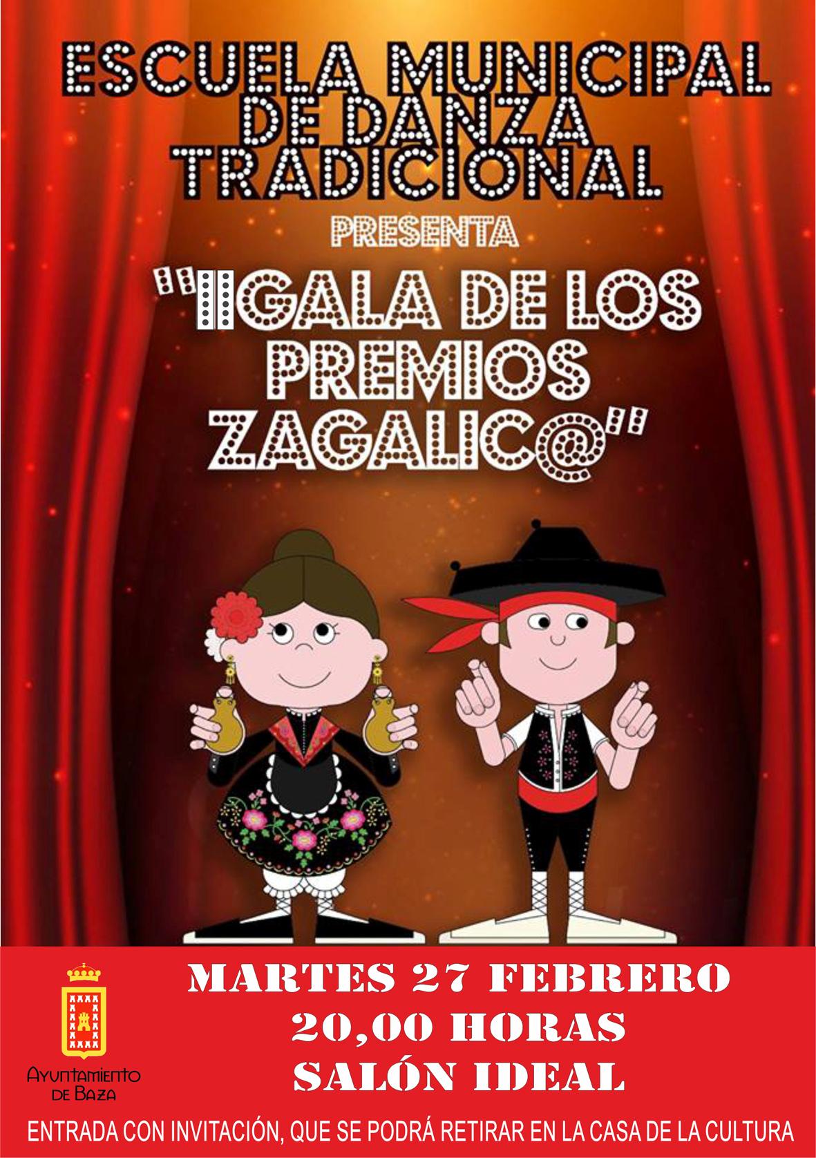 Cartel Gala Zagalico