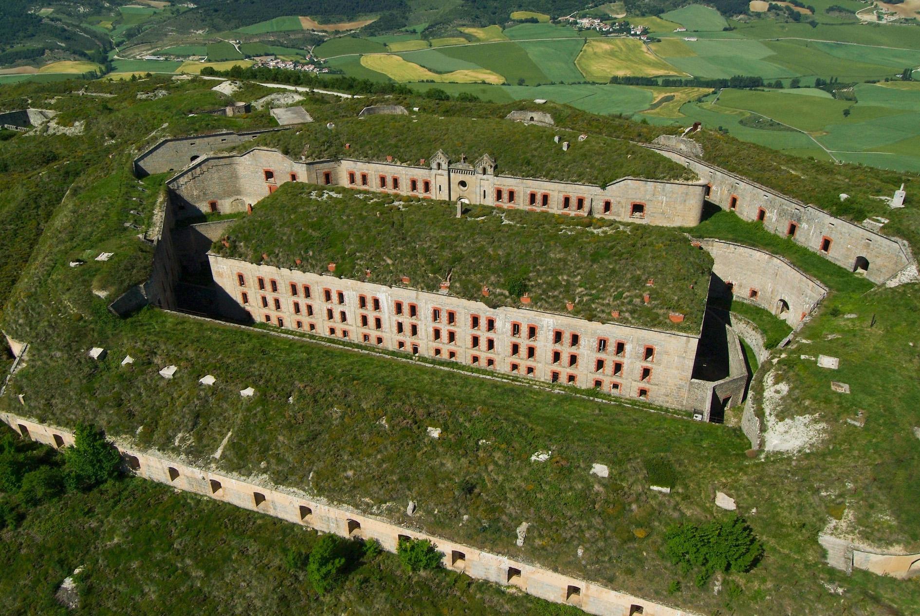 Fuerte de San Cristobal, foto www.lugaresconhistoria.com