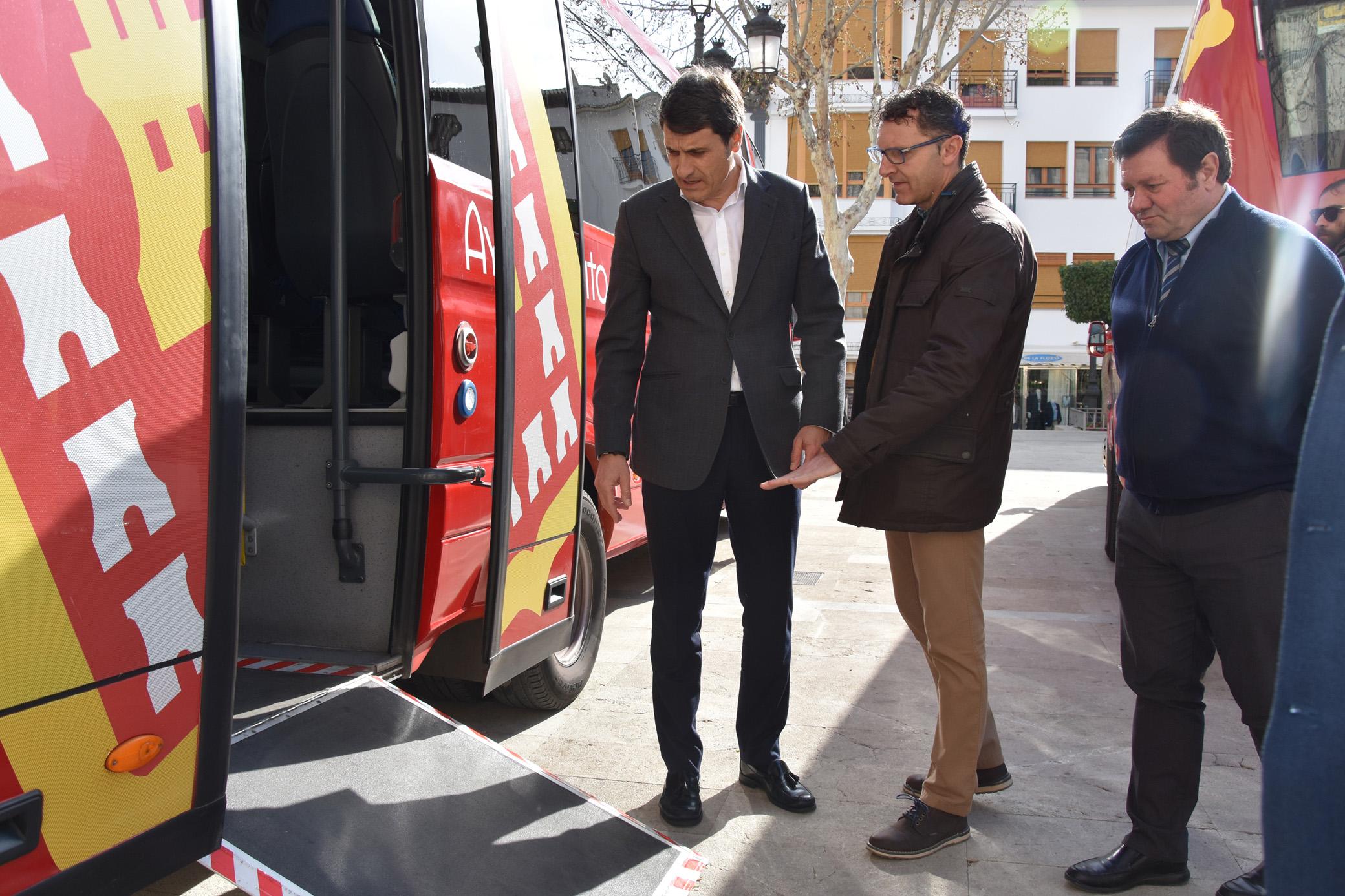presentacion bus 2web