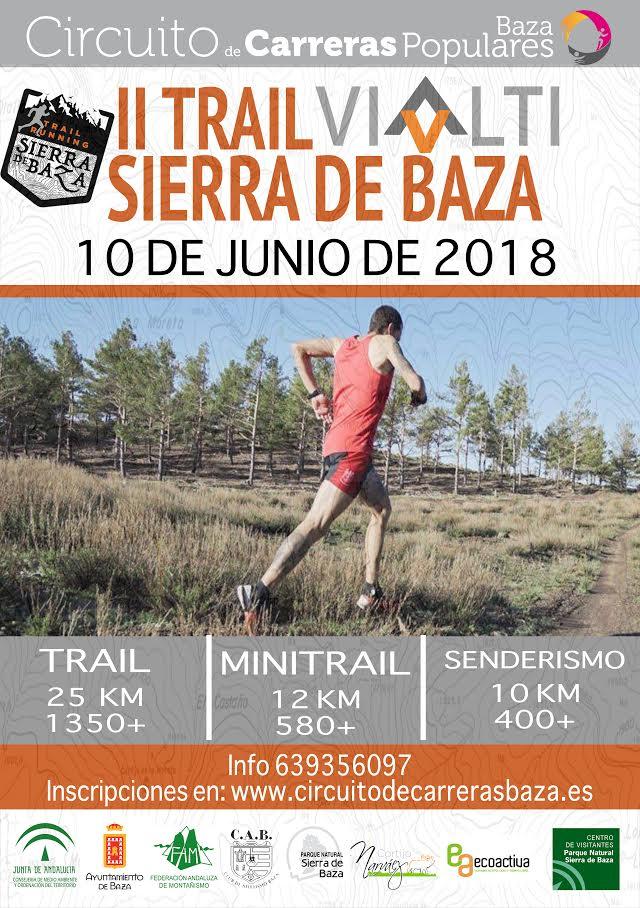 cartel trail baza