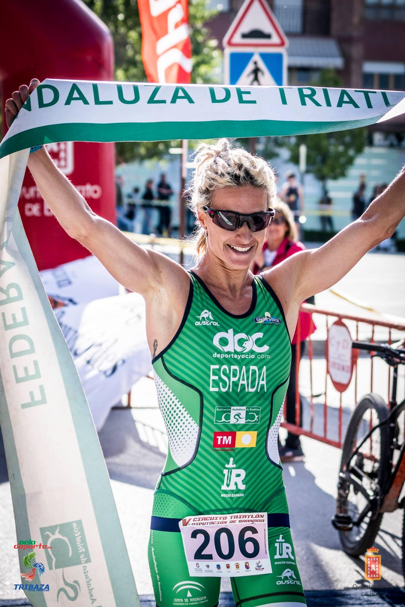 ganadora triatlon