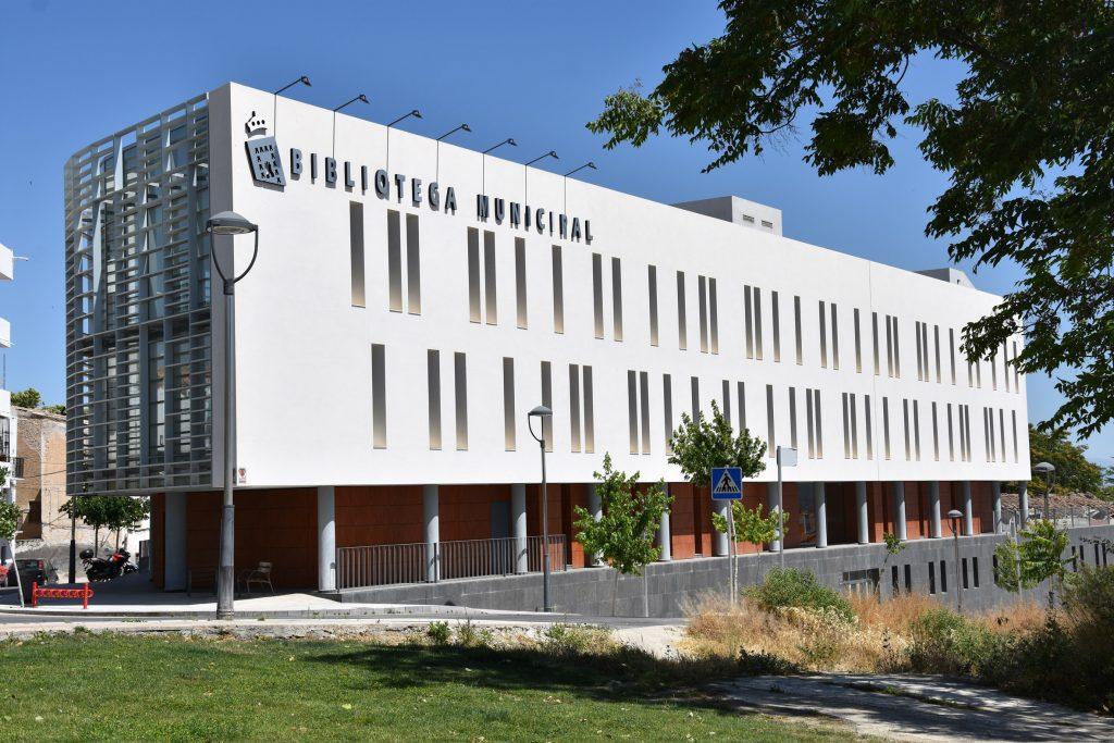Biblioteca Municipal José Becerril