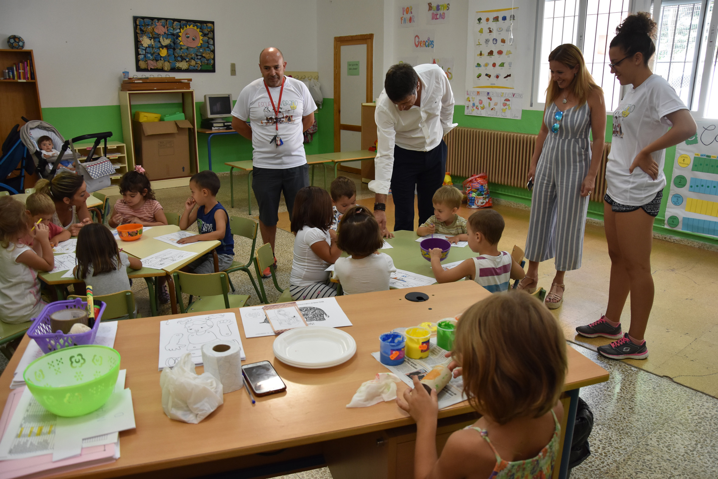 Escuela municipal de verano