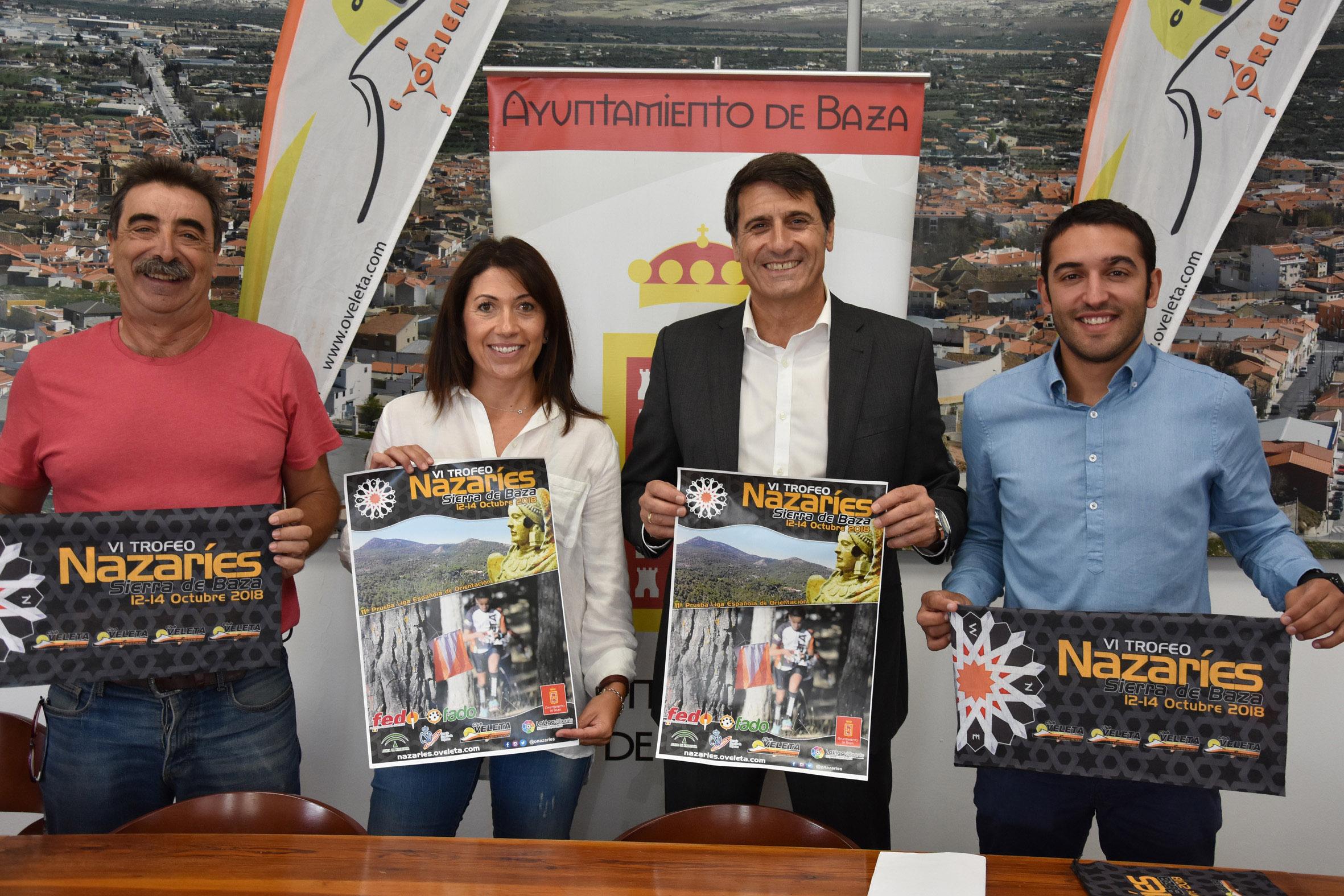 VI Trofeo Nazaries Sierra Baza