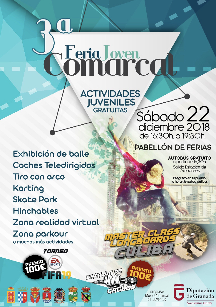 Cartel Feria Joven Comarcal