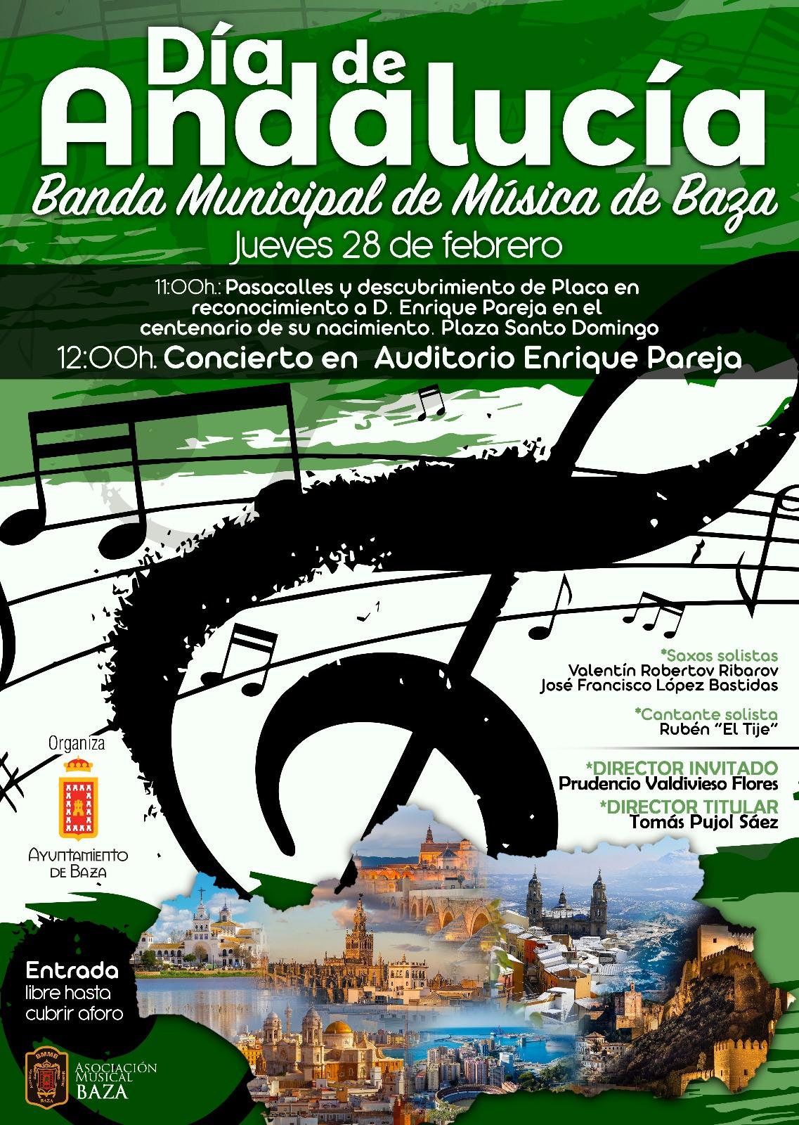 cartel Día Andalucía BMM