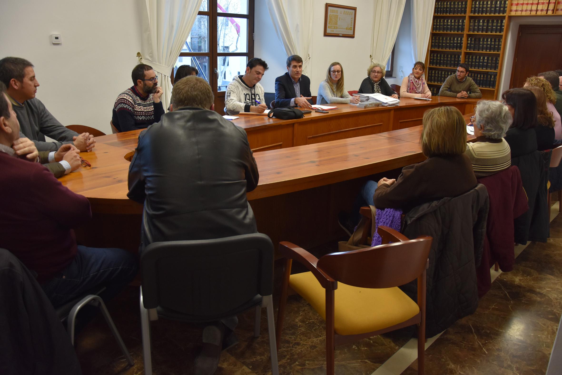 Acto de constitución del Consejo Municipal de Participación Ciudadana