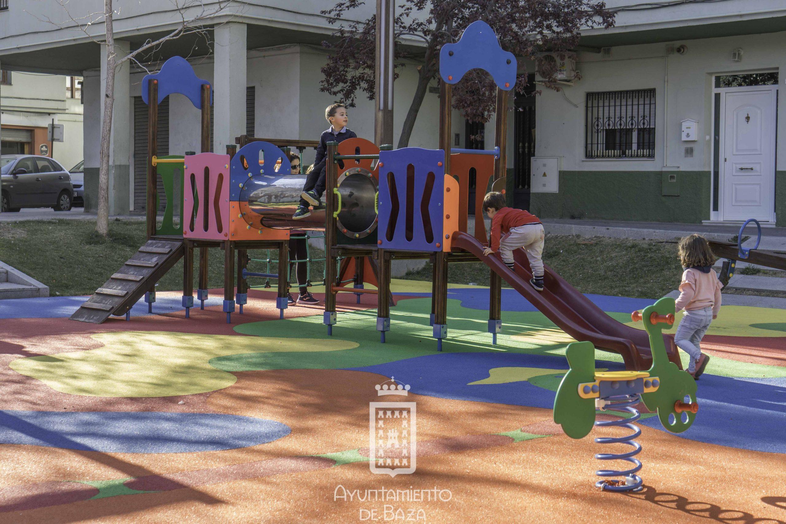 Parque Infantil Romero Alpuente