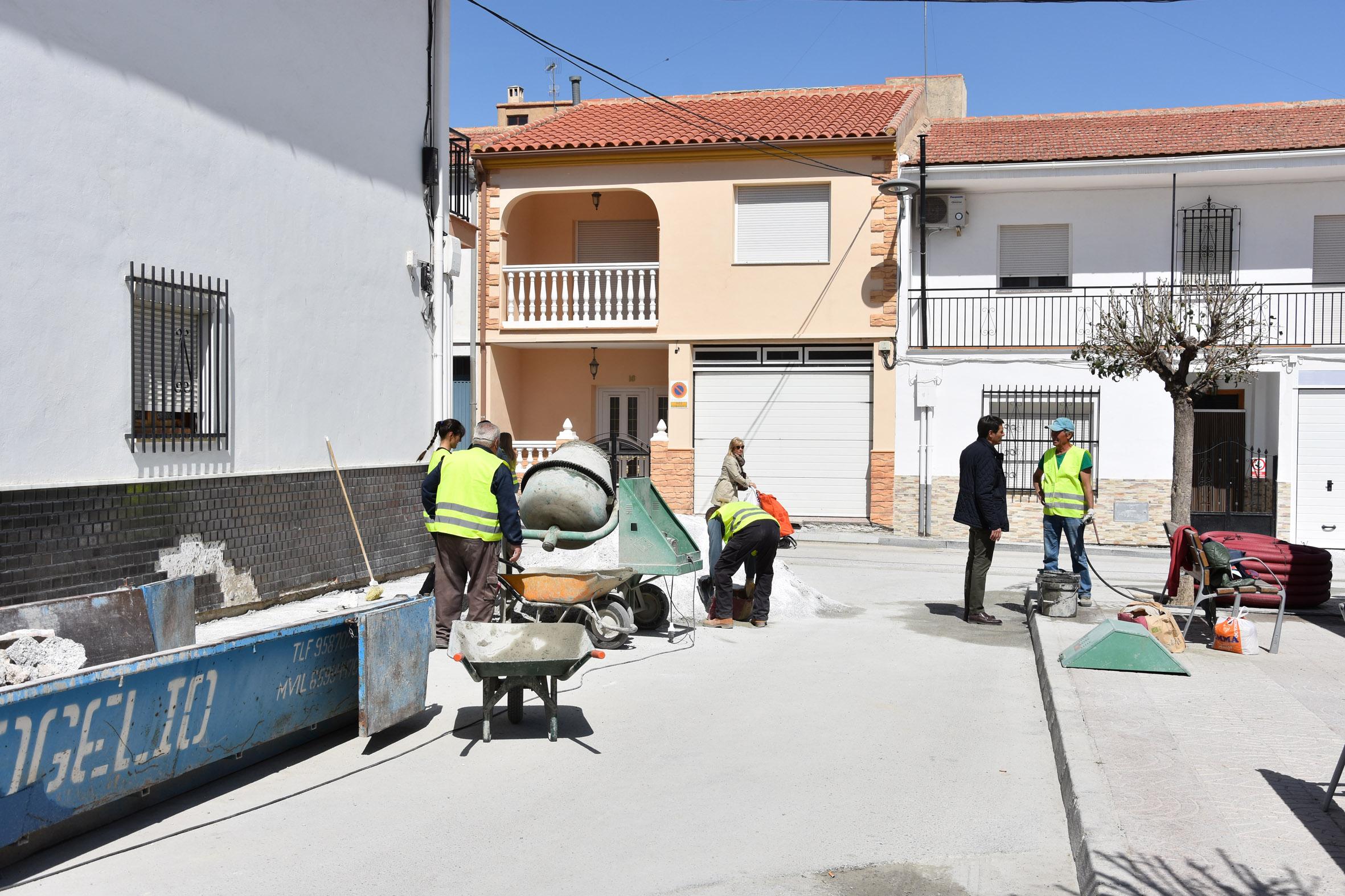 calle Juan Ramón Jiménez