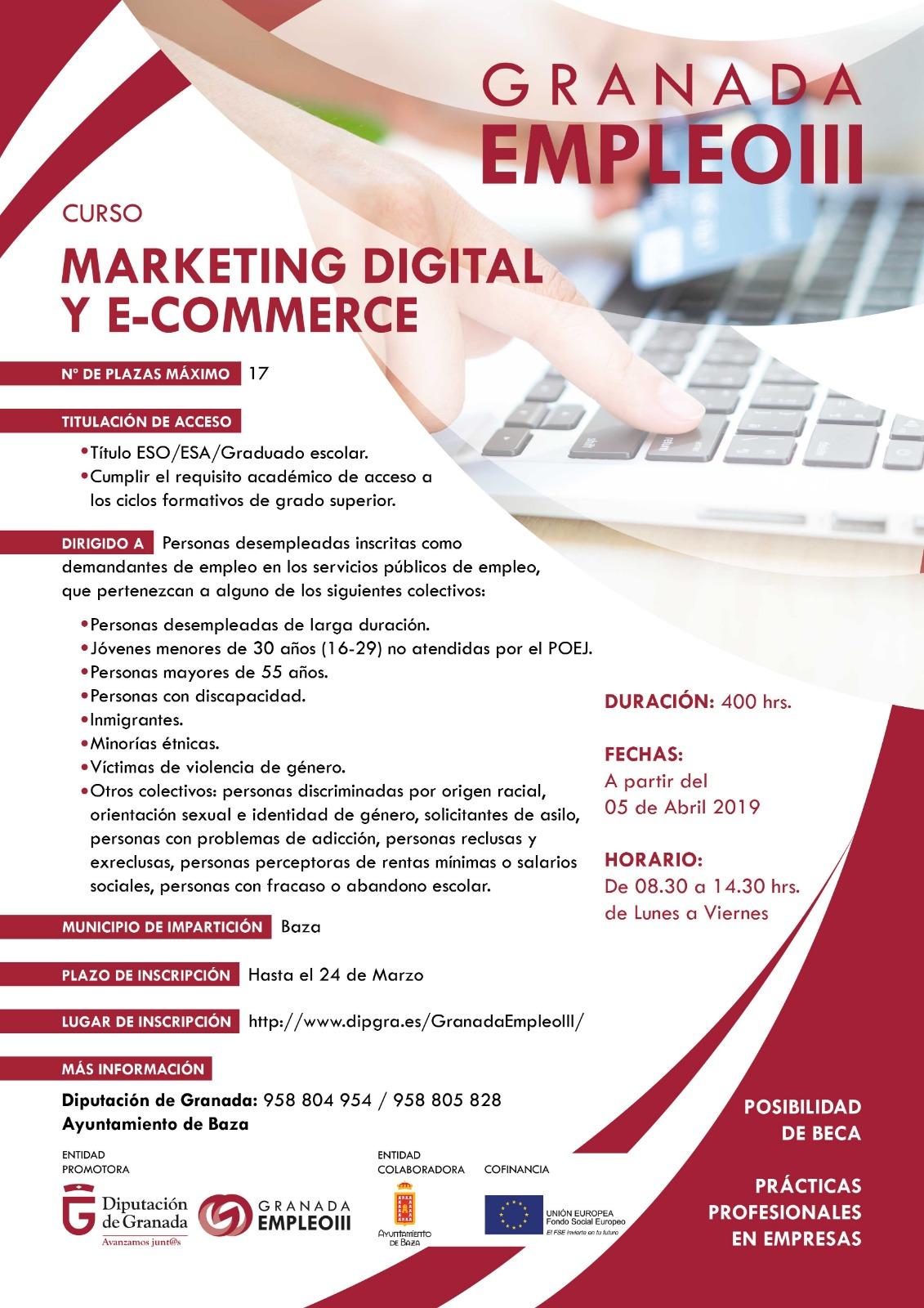 cartel marqueting digital comercio