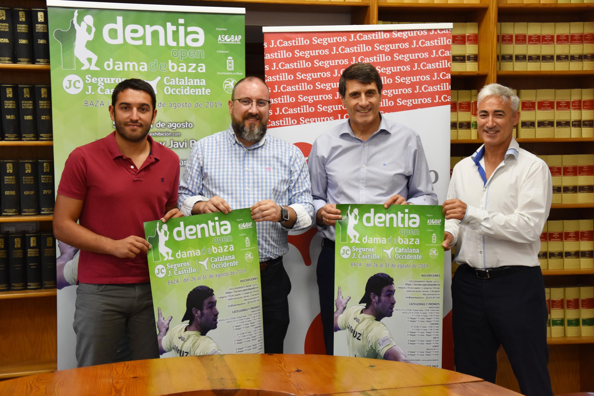 Presentación Open Dentia Baza