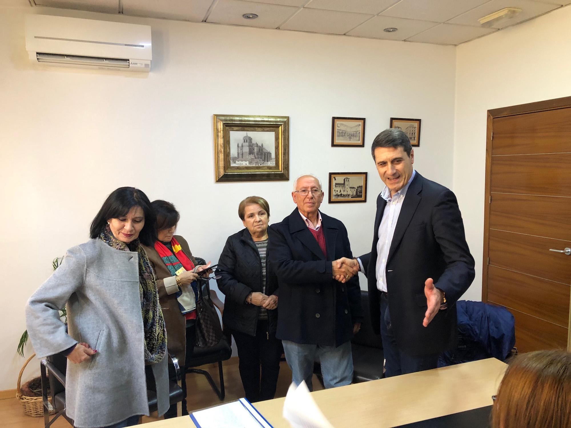 Donación del molino harinero de calle Zapatería al Ayuntamiento de Baza