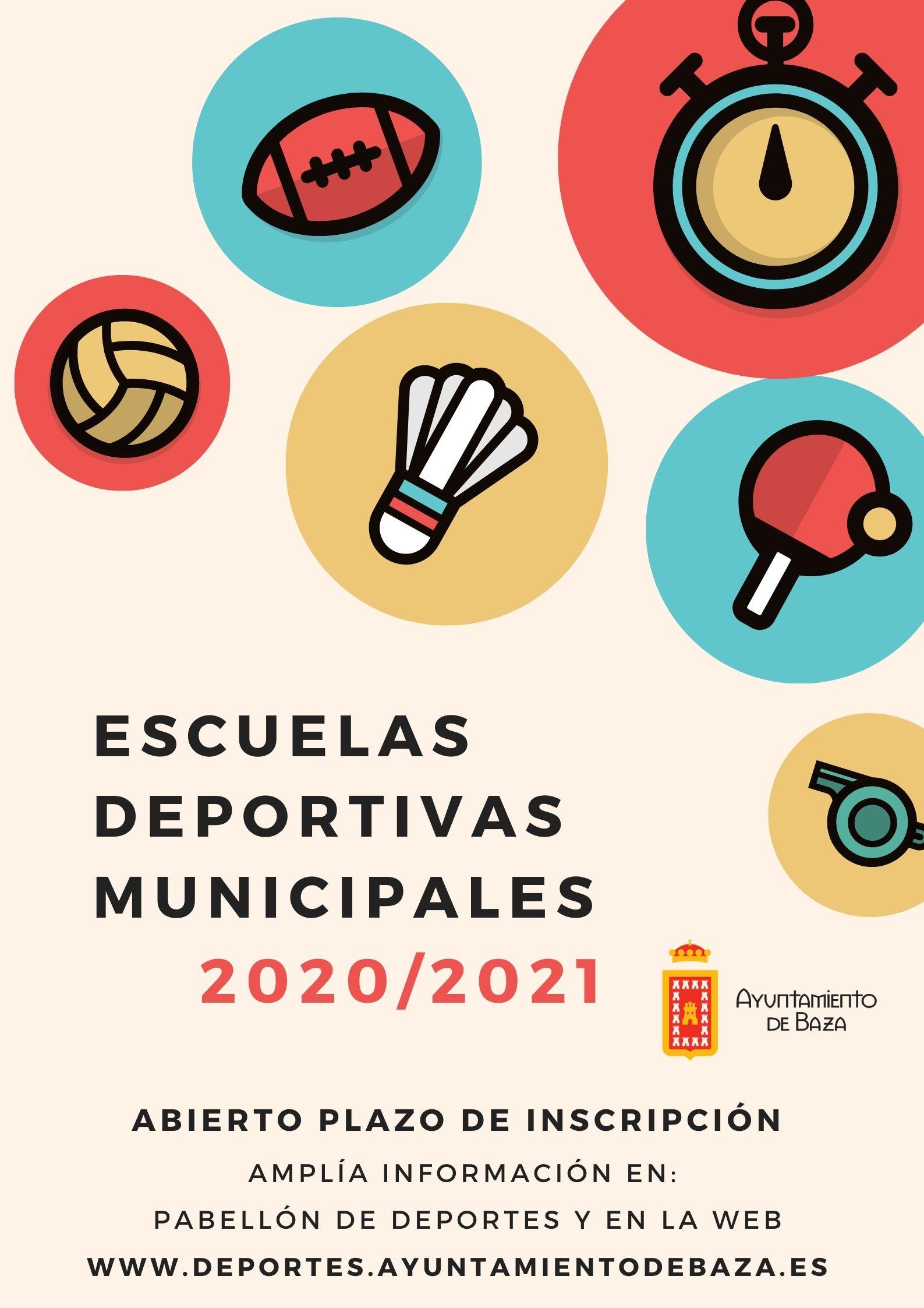 Escuelas deportivas Municipales de Baza