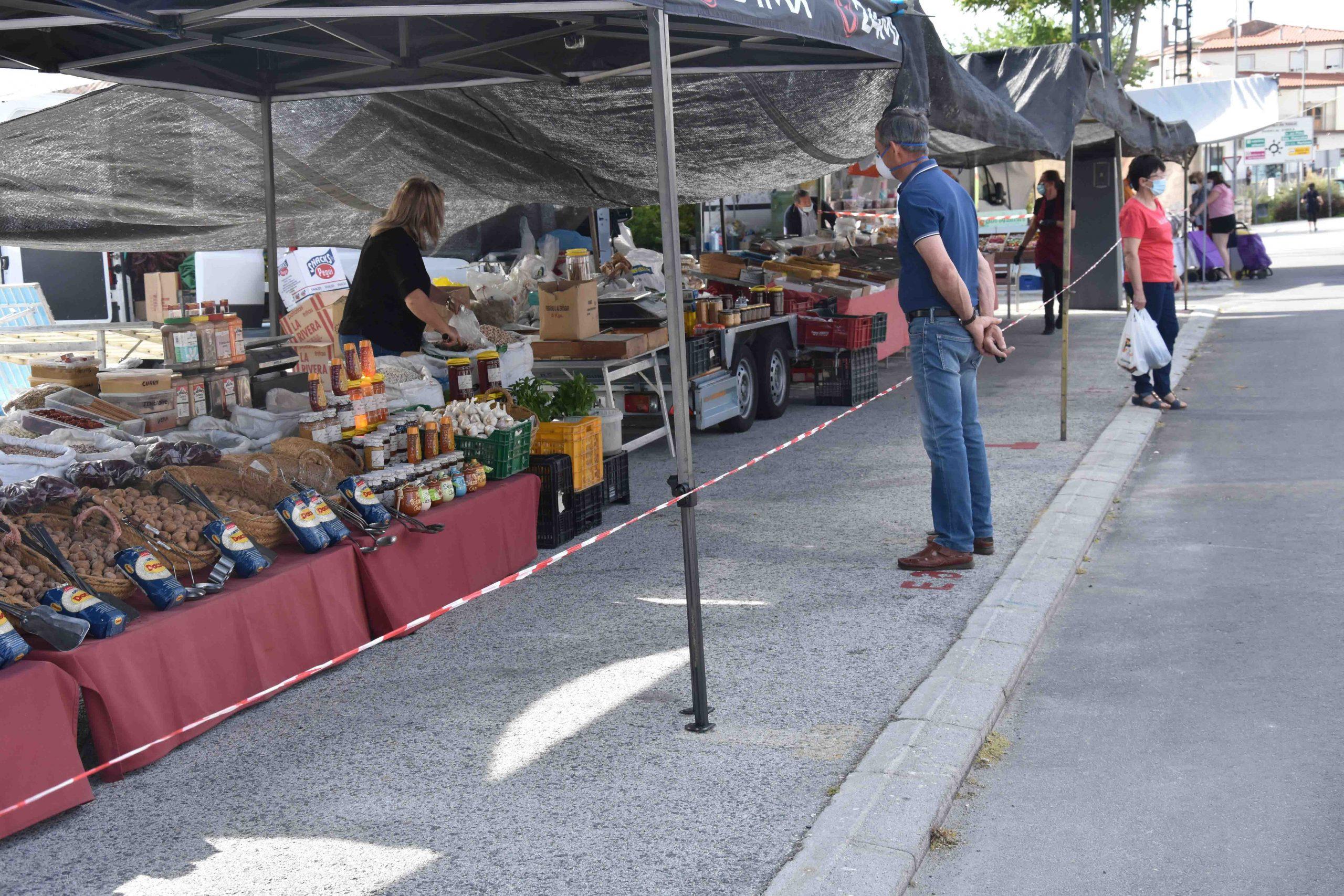 Mercado semanal de Baza